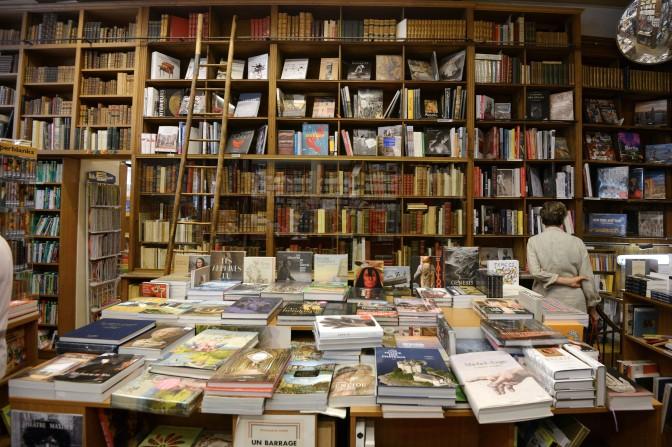 librairie Delamain