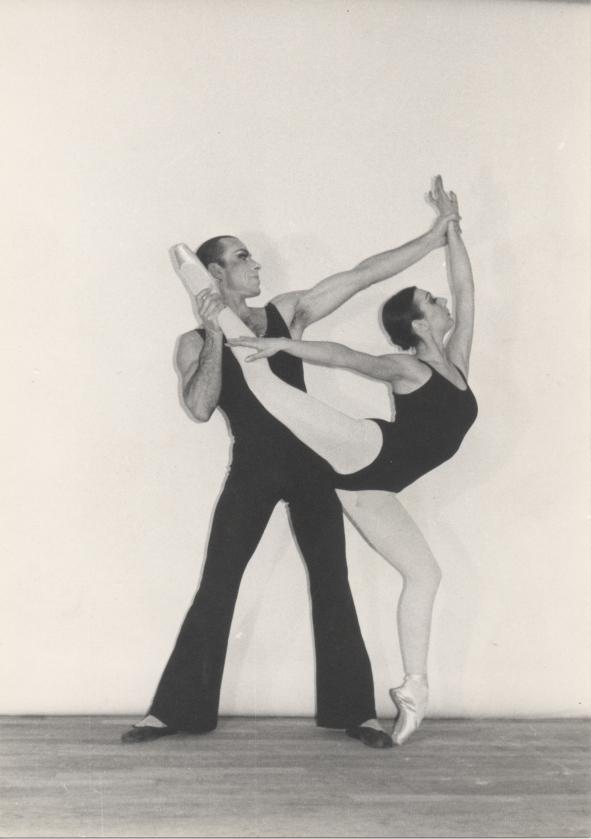 danse contemporaine dora feilane